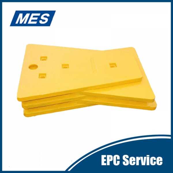 Jaw Crusher Cheek Plates