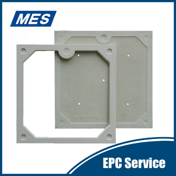 Chamber Filter Press Plate