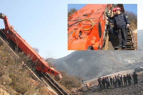 Introduction_of_Steeply_Inclined_Seam_Longwall_Mining_Projects-Beijing_HOT_Mining_Tech_Co_Ltd
