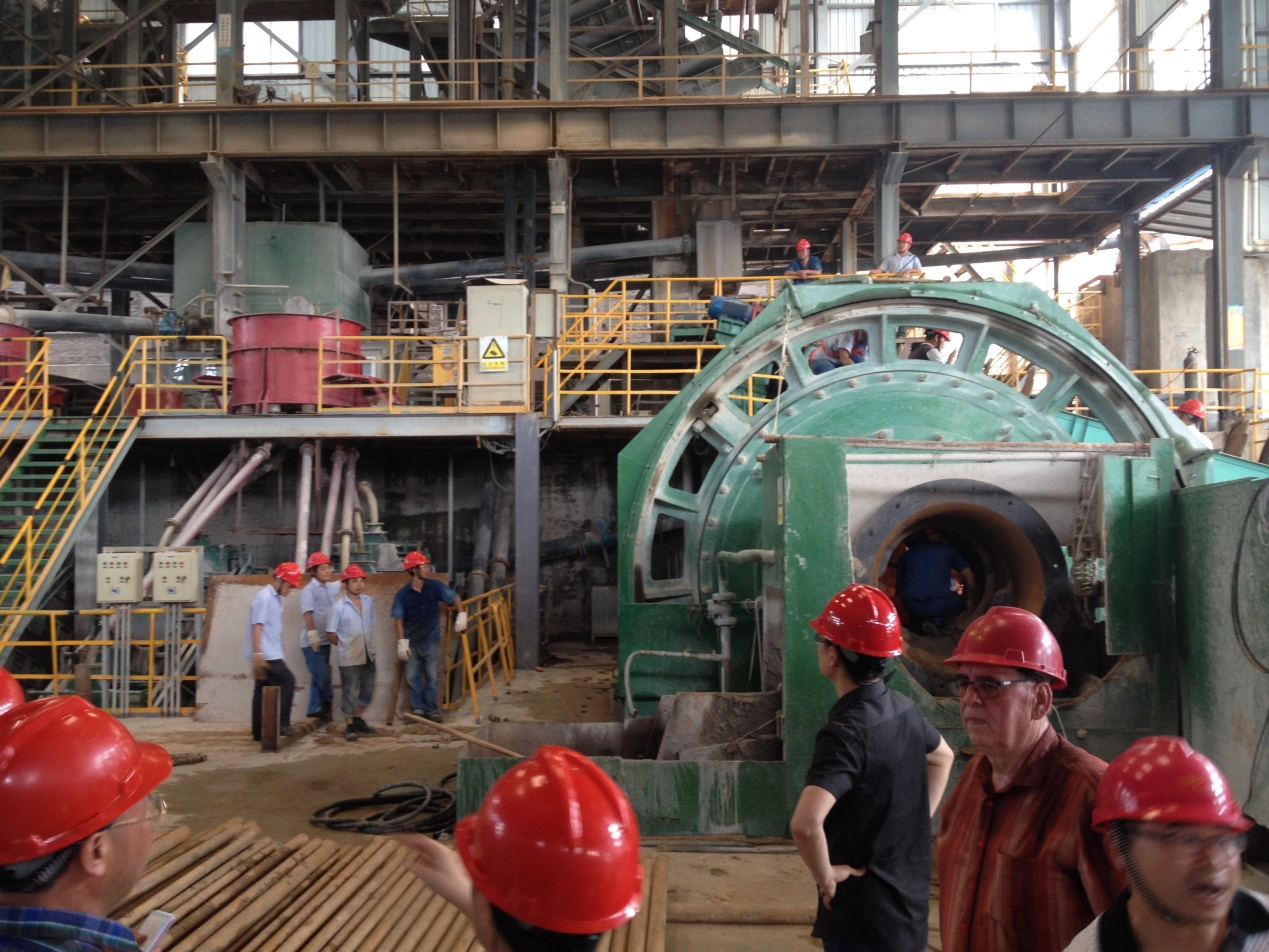 Tungsten processing_mineral processing_HOT Mining_Serena_8