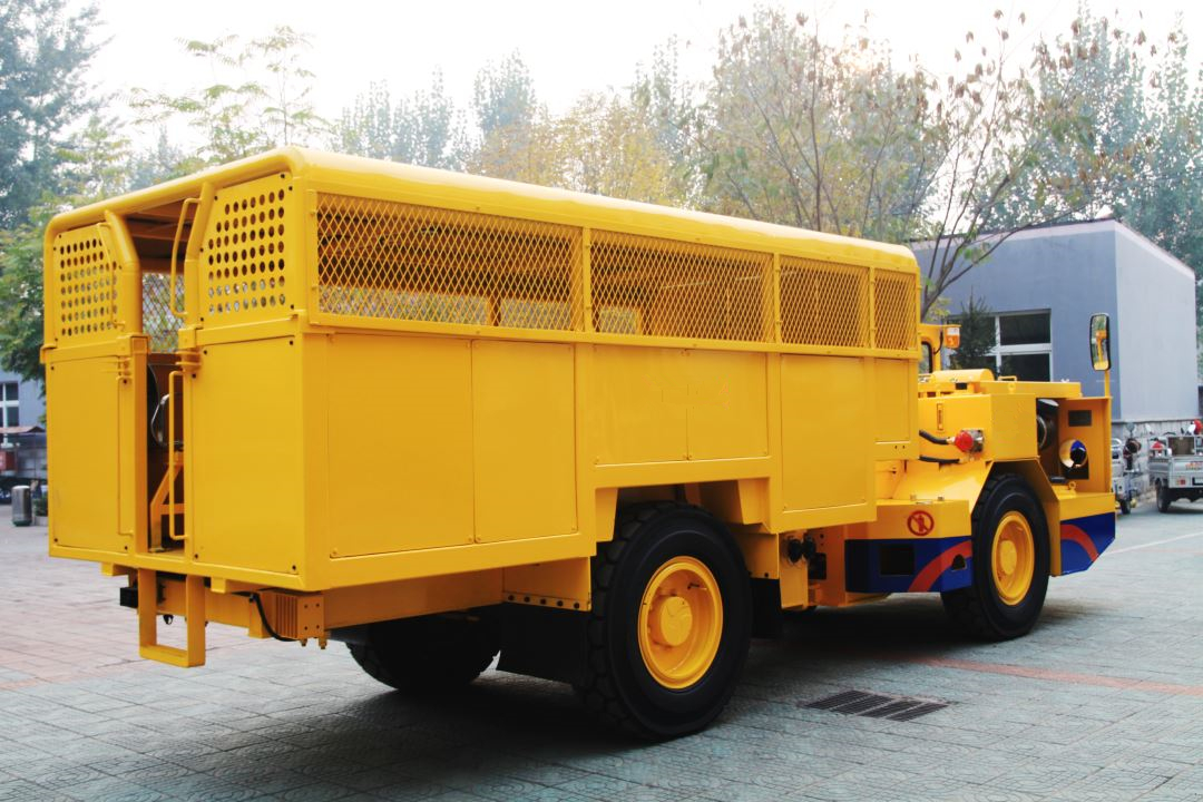 ALHA-25R Personal Carrier-Beijing Hot Mining Tech-3