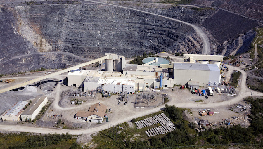 Goldcorp closing 107-year-old Dome mine