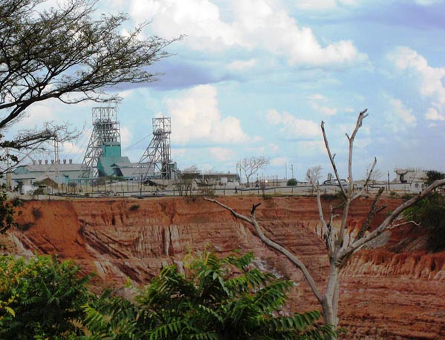 Zambia's Copper Mine Suspends Operations After Restricted Power Supply