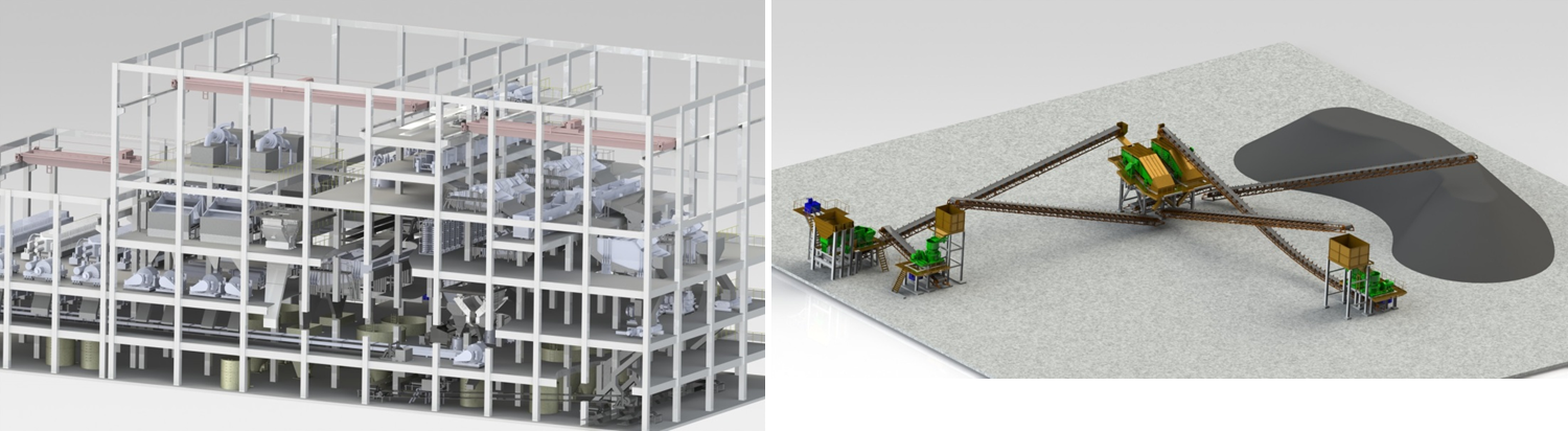 coal preparation plant design03-HOT Mining