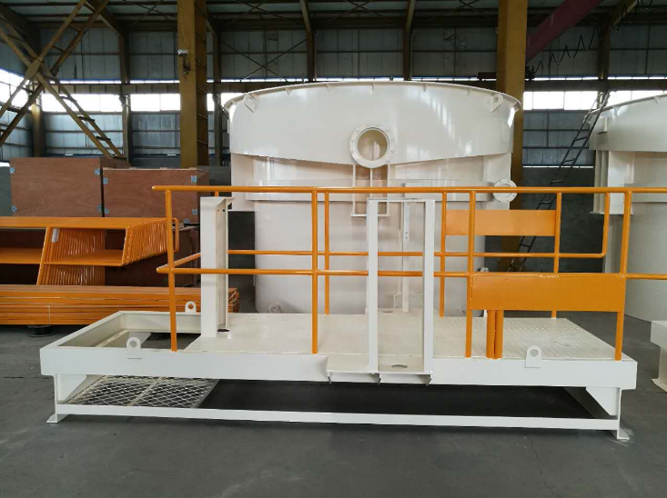 HOT Teetered Bed Separator Is Delivering , Which Is The First Export of TBS In China