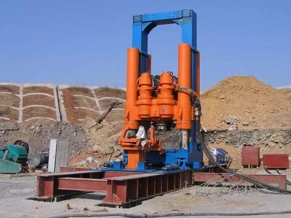 Application of Raise Boring Machine/Raise Drill/Drilling Machine