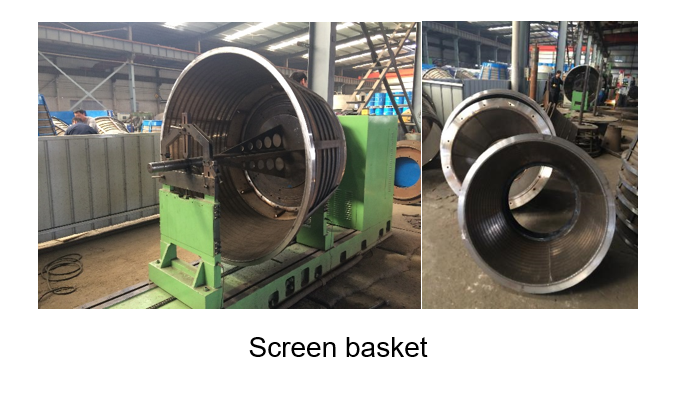 screen-basket-parts-centrifuge-HOT-Mining-manufacture